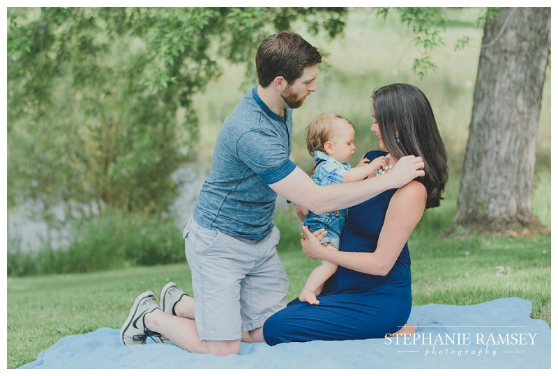 Family Photography Denver Colorado baby